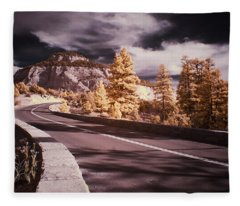 Zion  Fleece Blanket