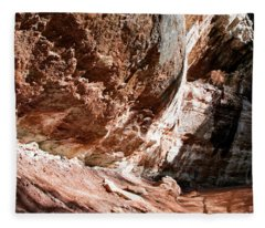 Zion--lower Emerald Pools Trail #2 Fleece Blanket