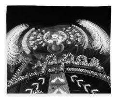 Zipper - #5 Fleece Blanket