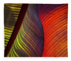 Banana Leaf 8602 Fleece Blanket