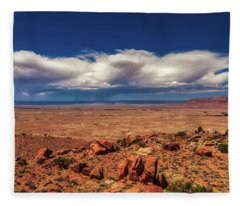 Big Sky Fleece Blanket