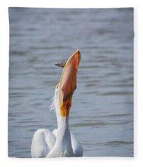 Bottoms Up Fleece Blanket