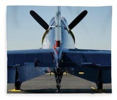 Corsair's Tail Fleece Blanket