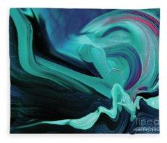 Creativity Fleece Blanket