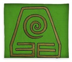 Earth Fleece Blanket