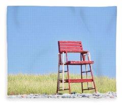 End Of Summer Fleece Blanket