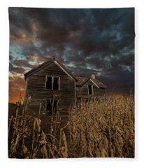 Haunted Fleece Blanket