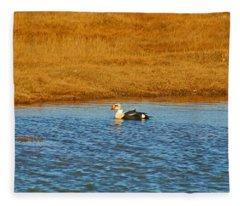 King Eider Fleece Blanket