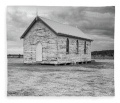 Little Paddocks Chapel Fleece Blanket