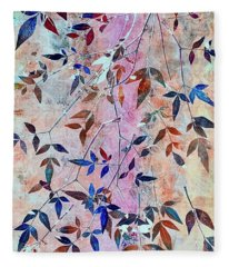 Natures Treasures 4 Fleece Blanket