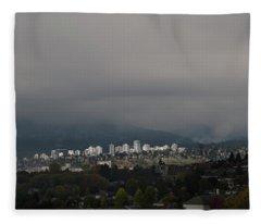 North Vancouver  Fleece Blanket