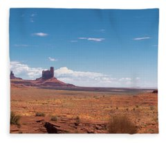Open Range Fleece Blanket