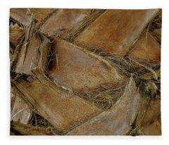 Palm Fleece Blanket