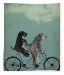 Funky Fleece Blankets