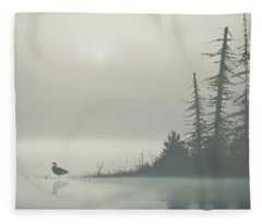 Silence Fleece Blanket