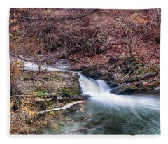 Small Falls Fleece Blanket