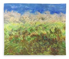 Windy Fields Fleece Blanket