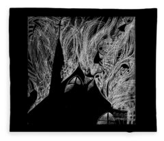 16th Street Church Bombing Fleece Blanket
