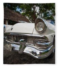1953 Cuba Classic Fleece Blanket
