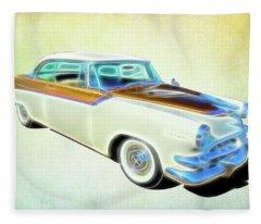 1956 Dodge Royal Fleece Blanket