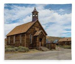 Bodie Church Fleece Blanket