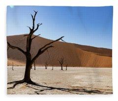 Deadvlei Fleece Blanket