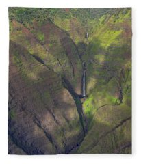 Private Kauai Fleece Blanket