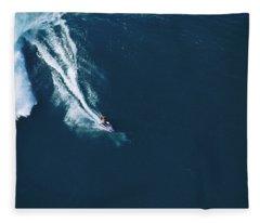Razor's Edge Fleece Blanket