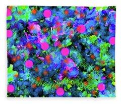 3-14-2009xabcdefghijklmnopqr Fleece Blanket