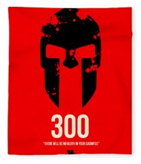 300 Fleece Blanket