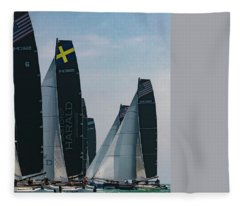 M32 Chicago Fleece Blanket