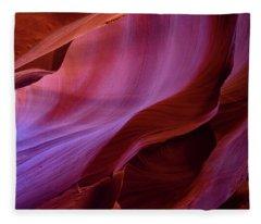 The Body's Earth  Fleece Blanket
