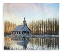 A Kind Heart - Hope Valley Art Fleece Blanket