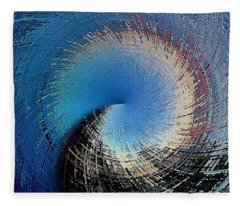 A Passage Of Time Fleece Blanket