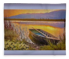 A Perfect Day Fleece Blanket