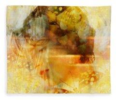 A Summer To Remember Fleece Blanket