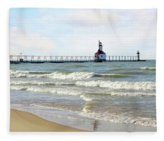 A Time To Remember Fleece Blanket