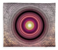 A Touch Of Madness Fleece Blanket