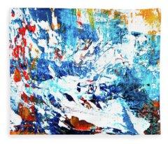 Ab19-3 Fleece Blanket