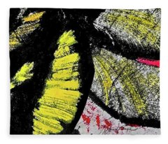 Metamorphosis Fleece Blanket