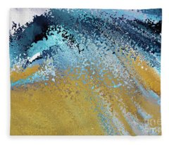 Acts 22 16. Why Are You Waiting Fleece Blanket