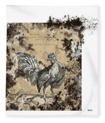 Adam Lonitzer 1593, Barlow 1690 Fleece Blanket