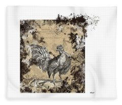 Adam Lonitzer 1593, Barlow 1690 Fleece Blanket