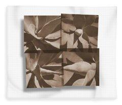 Agaves Fleece Blanket