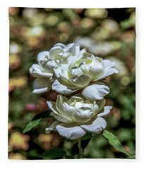 Aging Gracefully Fleece Blanket