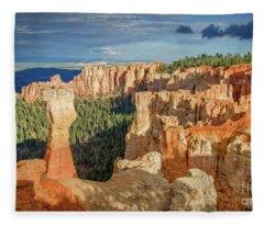 Agua Canyon Fleece Blanket