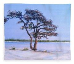 Ahus Pine Fleece Blanket