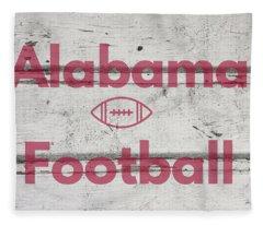 Alabama Football Fleece Blanket