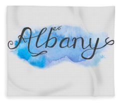 Albany Fleece Blanket
