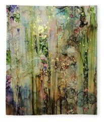 All That Glitters Fleece Blanket